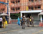 Một phụ nữ Thái Lan rơi lầu tử vong trong khu cách ly