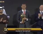 Điểm tin thể thao sáng 28-12: Ronaldo đoạt giải