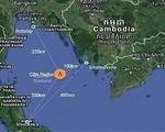 Campuchia khai thác mỏ dầu ở vùng biển gần Việt Nam