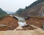 Bộ Nông nghiệp họp khẩn khắc phục vụ vỡ kênh thủy lợi 4.300 tỉ đồng