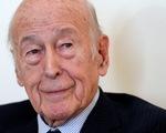 Cựu tổng thống Pháp Valery Giscard d'Estaing qua đời vì COVID-19