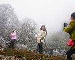 Không khí lạnh tăng cường, vùng núi phía Bắc có thể xuất hiện băng giá