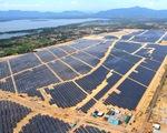 Nhà máy điện mặt trời lớn nhất tỉnh Bình Định hòa lưới vào