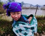 Người dân co ro trong rét 3 độ C ở Sa Pa
