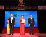 Yến Sào Sài Gòn Anpha 'thắng lớn' tại hào khí doanh nhân Việt 2020