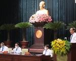 Bí thư Nguyễn Văn Nên: 'TP.HCM chưa được đánh giá cao thì phải xem lại mình'