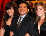 Rối rắm cuộc chiến chia tài sản của Maradona
