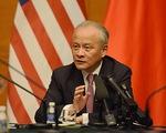 Đại sứ Trung Quốc kêu gọi Mỹ-Trung cải thiện quan hệ bằng