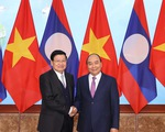 Việt Nam, Lào khẳng định phối hợp, ủng hộ nhau trên các diễn đàn quốc tế