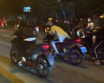 Hàng trăm 'quái xế' lại quậy 'đã đời' trên đường phố TP.HCM
