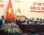 Đà Nẵng bầu chủ tịch HĐND và chủ tịch, phó chủ tịch UBND TP