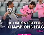 Lịch trực tiếp Champions League 9-12: Leipzig - Man United