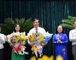 Bà Phan Thị Thắng và ông Lê Hòa Bình làm phó chủ tịch UBND TP.HCM