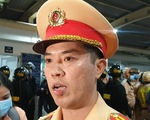 Trưởng Phòng CSGT TP.HCM Huỳnh Trung Phong làm trưởng Công an quận 6