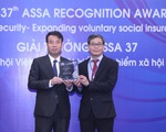Bảo hiểm xã hội Việt Nam nhận giải thưởng của Hiệp hội An sinh xã hội ASEAN