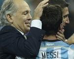 HLV Sabella từng đưa Messi và Argentina vào chung kết World Cup 2014 qua đời