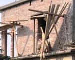 Sập giàn giáo khi xây nhà, 3 người chết