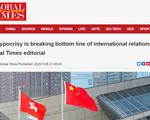 Báo Trung Quốc ví chính quyền ông Trump như