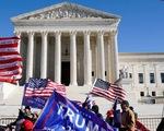 Tòa án tối cao bác đơn kiện của nhóm nghị sĩ Cộng hòa bang Pennsylvania