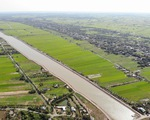 Nước mặn đã xâm nhập sâu 68km vào đất liền