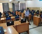 TP.HCM: Học sinh đến trường phải đeo khẩu trang, mang nước súc miệng
