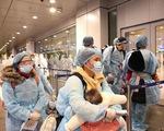 48 công dân Việt Nam đã được đưa từ Trung Quốc về đến Vân Đồn