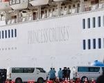Thêm 39 người nhiễm virus corona trên du thuyền Diamond Princess