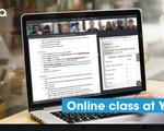 YOLA cung cấp lớp học trực tuyến - Nói không với virus corona