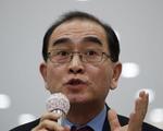 Cựu quan chức Triều Tiên đào tẩu tham gia vận động tranh cử ở Hàn Quốc