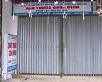 Thu giấy phép kinh doanh 4 tiệm thuốc tây bán khẩu trang