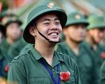 Hơn 4.000 thanh niên TP.HCM lên đường tòng quân