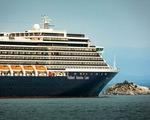 Du thuyền 2.000 khách không có người nhiễm corona vẫn