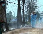 Cả nước có 10 ổ dịch cúm gia cầm A/H5N6 tại 5 địa phương