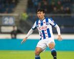 Văn Hậu phát động tấn công giúp đem về bàn thắng cho Jong Heerenveen