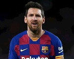 """Bị Real Madrid soán ngôi, Lionel Messi chua chát thốt: """"Chúng tôi là đội bóng yếu"""""""