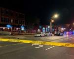 Xả súng tại hộp đêm ở Mỹ, 1 người chết, 4 người bị thương