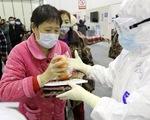 Trung Quốc công bố: 80,9% ca nhiễm COVID-19 nhẹ, 13,8#phantram nghiêm trọng, 4,7#phantram nguy kịch