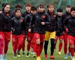 Chuẩn bị gặp tuyển Úc, trung vệ Chương Thị Kiều trở lại đội tuyển nữ Việt Nam