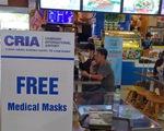 Cảng hàng không thiếu khẩu trang, thiết bị y tế chống dịch cho nhân viên