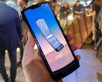 Samsung sắp khuấy động thị trường với smartphone ba màn hình
