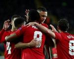Martial giúp Manchester United có kết quả thuận lợi trên đất Bỉ