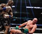 Xem lại hai lần Deontay Wilder khiến Tyson Fury