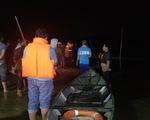 10 người trên ghe lật giữa sông Vu Gia đều cùng bà con, họ hàng
