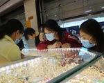Giá vàng nhẫn 9999 thấp hơn cả giá vàng thế giới