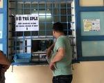 Nhiều người ở TP.HCM ồ ạt xin đổi giấy phép lái xe vì...