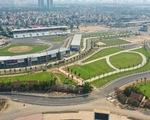 Đường đua F1 Việt Nam đã hoàn thành thi công