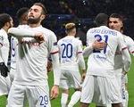 Ronaldo mất hút trên sân, Juventus phơi áo trước Lyon