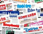 Hoàn thành quy hoạch báo chí 19 tổ chức hội trung ương