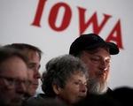 Bầu cử tổng thống Mỹ khởi động ở Iowa