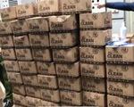 Thu giữ gần nửa triệu khẩu trang kém chất lượng, không rõ nguồn gốc